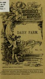 Daisy farm;_cover
