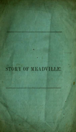 A story of Meadville_cover