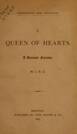 Queen of hearts .._cover