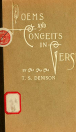 The old schoolhouse and other poems and conceits in verse_cover