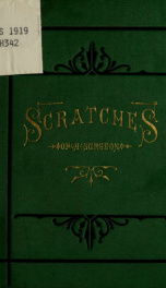 """Scratches"" of a surgeon_cover"
