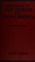 The story of old Europe and young America_cover
