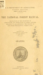 The national forest manual_cover