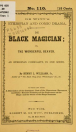 De black magician .._cover