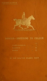 Horses, breeding to colour_cover
