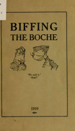 Biffing the boche_cover