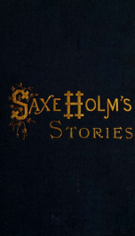 Saxe Holm's stories_cover
