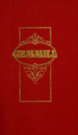 A genealogy of six generations of Gemmills in America, with notes on their Scottish ancestry_cover