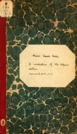 A vindication of Mr. Adams's oration_cover