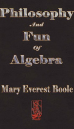 Philosophy and Fun of Algebra_cover