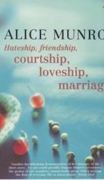 Hateship, Friendship, Courtship, Loveship, Marriag_cover