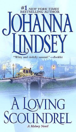 A loving Scoundrel_cover
