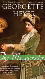The Masqueraders_cover