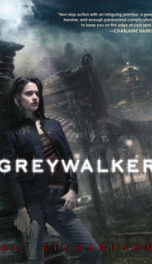 Greywalker (Greywalker, Book 1)_cover
