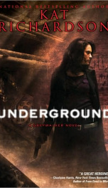 Underground (Greywalker, Book 3)_cover