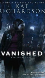 Vanished (Greywalker, Book 4)_cover