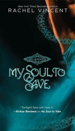 My soul to Save_cover