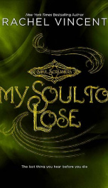 My Soul to Lose_cover