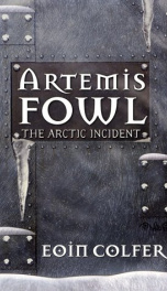 Artemis Fowl #2  The Arctic Incident_cover