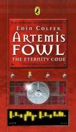 Artemis Fowl #3  The Eternity Code_cover