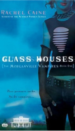 Glass Houses - Morganville Vampires 1_cover