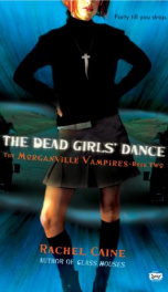 The Dead Girls' Dance- Morganville Vampires 2_cover