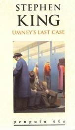Umney's Last Case_cover