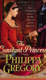 The Constant Princess_cover