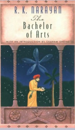 The Bachelor of Arts _cover