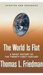 The World is Flat_cover