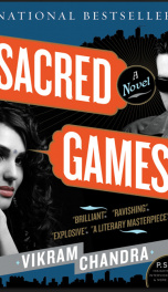 Sacred Games _cover
