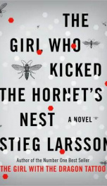 The Girl Who Kicked the Hornet's Nest_cover