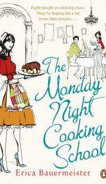 The Monday Night Cooking School _cover