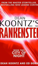 Frankenstein - City of Night_cover
