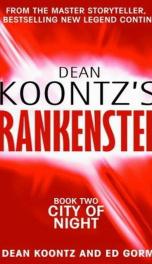 Frankenstein - City of Night_cover