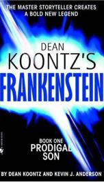 Frankenstein - Prodigal Son_cover