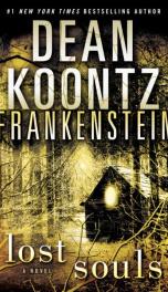 Frankenstein - Lost Souls _cover