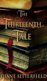 The Thirteenth Tale'   _cover