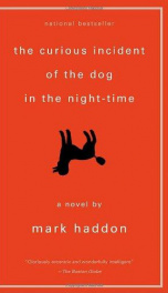 The Curious Incident of the Dog in the Night-time _cover