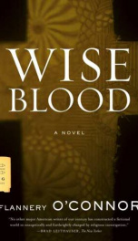 Wise Blood  _cover