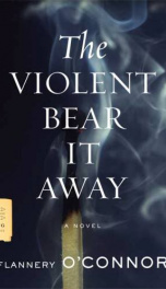 The Violent Bear It Away  _cover