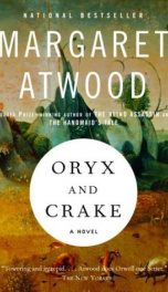 Oryx and Crake_cover