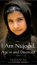 Am Nujood, Age 10 and Divorced_cover