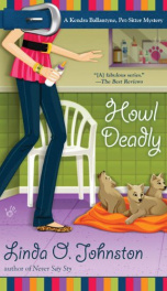 Howl Deadly_cover