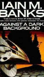 Against a Dark Background  _cover