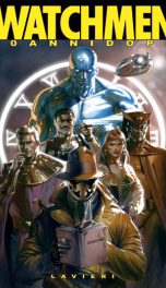 Watchmen and Philosophy _cover