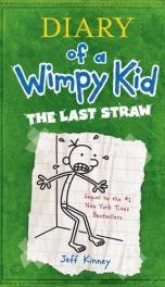 Diary of a Wimpy Kid the Last Straw_cover