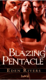 Blazing Pentacle _cover