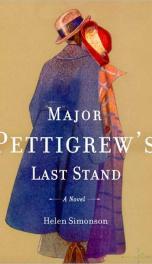 Major Pettigrew's Last Stand_cover