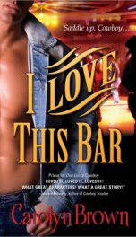 I Love This Bar  _cover